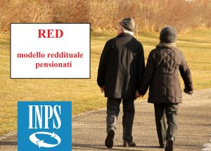 Pensionati: mod. RED proroga presentazione