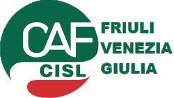 caf cisl fvg logo
