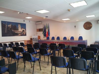 Sala riunioni Tarantelli Cisl