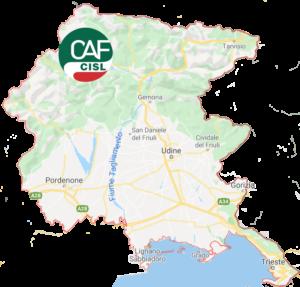 mappa fvg