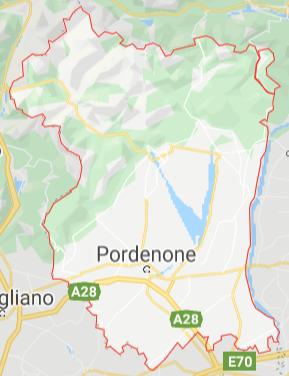 territorio pordenone
