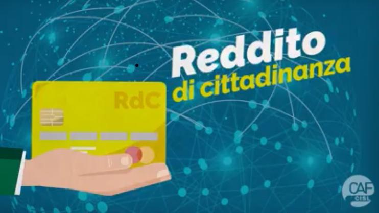 Proroga Reddito di Cittadinanza - Caf Cisl FVG
