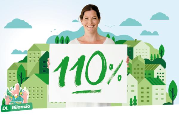 Super Bonus 110% per efficientamento energetico e rischio sismico