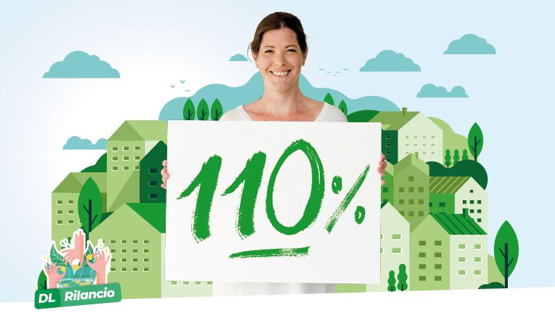 Super Bonus 110%: cessione o sconto in fattura